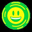 Emoji Tones Sticky Logo